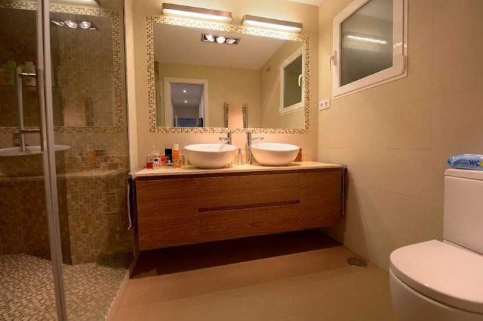 reforma baño piso barrio Salamanca