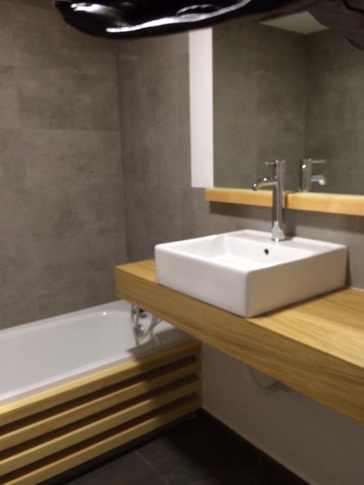 baño en chalet de Getafe después de la reforma
