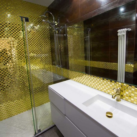 reforma baño barrio Salamanca