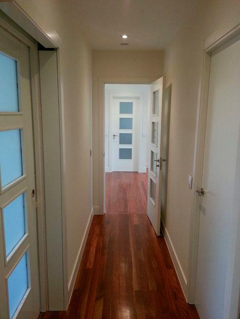 Reforma integral piso madrid pasillo honra2 - Reforma integral piso madrid ...