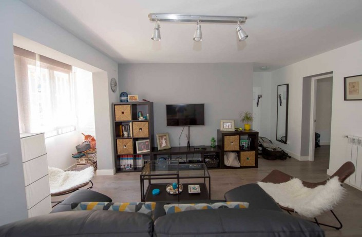 Reforma integral piso madrid best reforma integral piso ciudad lineal madrid reformas altia - Reforma integral piso madrid ...