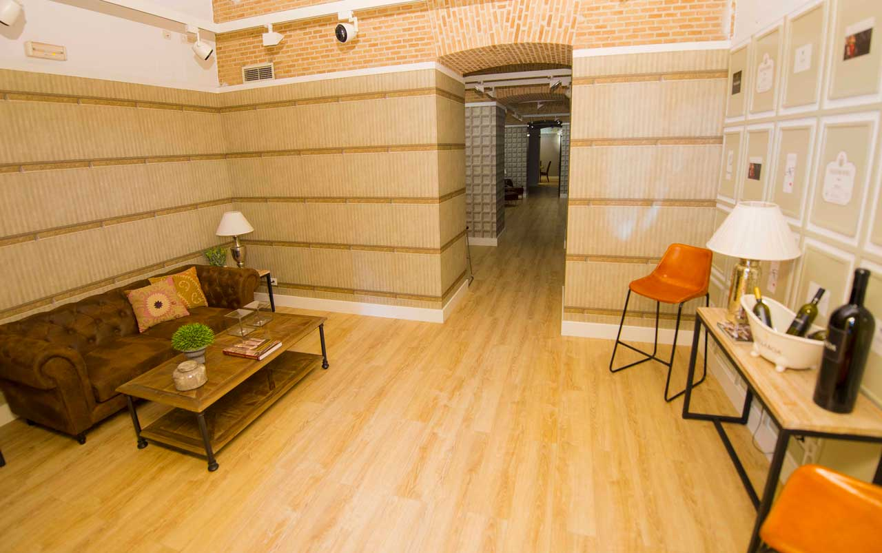 sala espera oficinas
