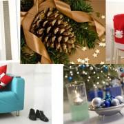 cabecera decoración navidad