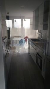 Reforma de cocina en piso de Moratalaz