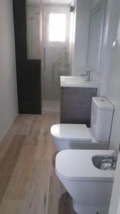 Reforma del baño en piso de Moratalaz