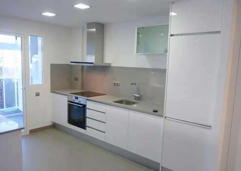 Diseño y reformas de cocinas en Madrid - Empresa de reformas Madrid