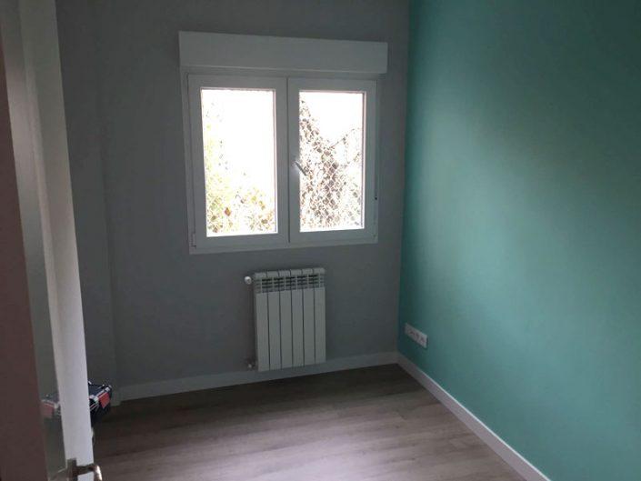 habitación reformada
