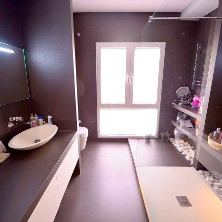 reforma baño piso en calle Goya