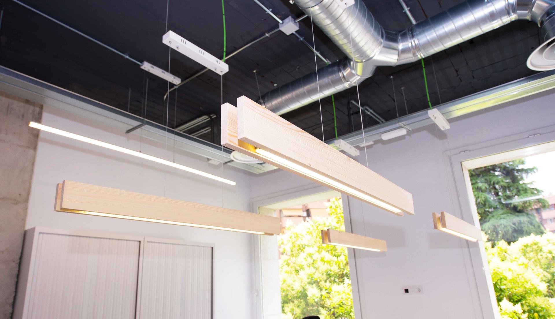diseño industrial en oficinas