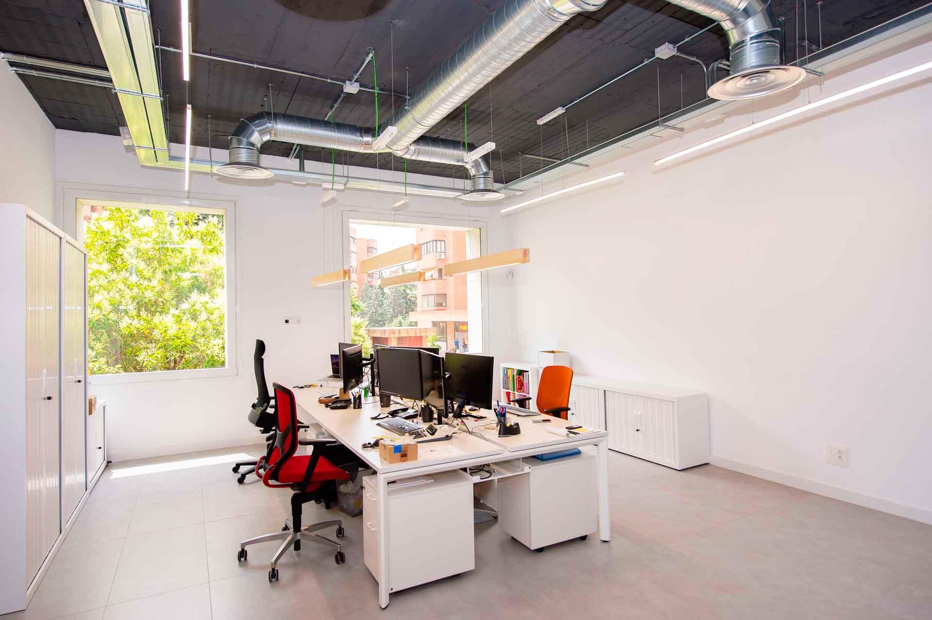 oficinas reforma Madrid