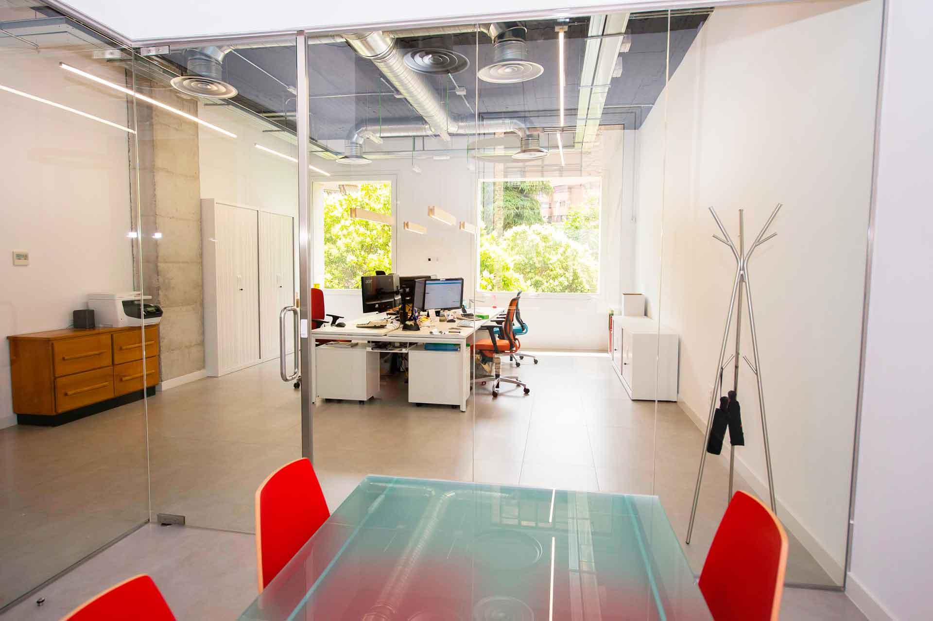 reforma oficinas vivaelcole
