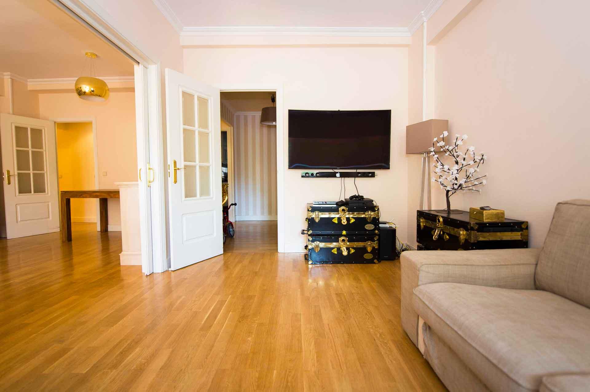 reforma de piso en Pozuelo