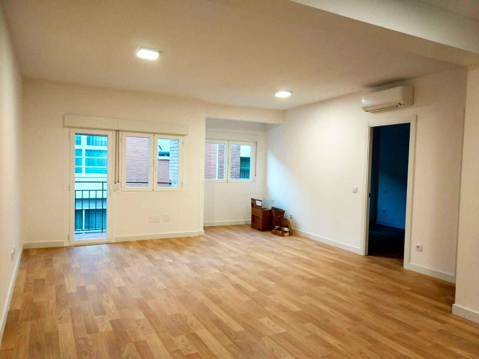 reforma de piso en Alcobendas