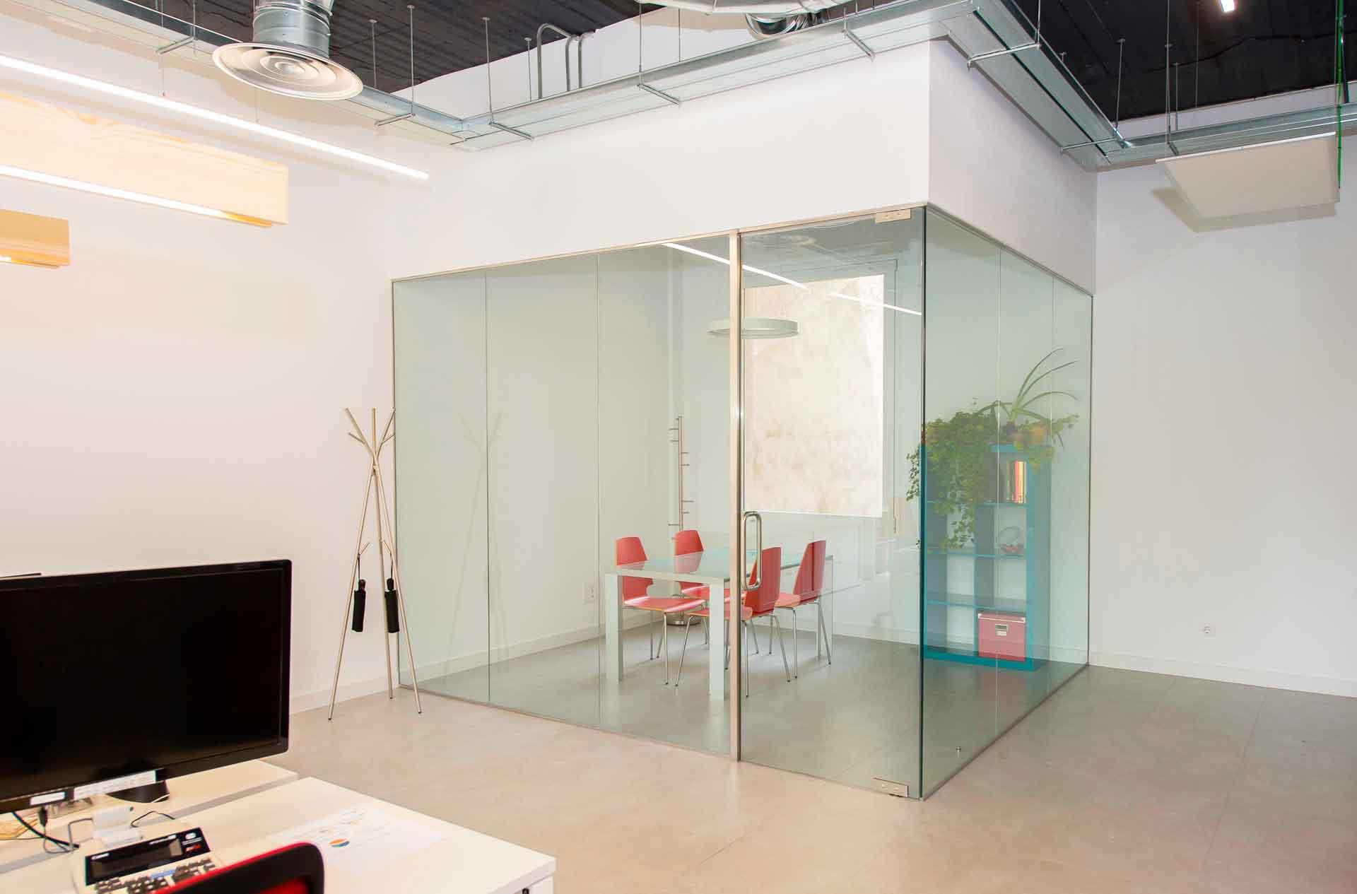 sala reuniones oficina viva el cole