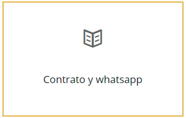 reforma asegurada por contrato y grupo de whatsapp