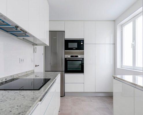 diseño cocina calle Castellana