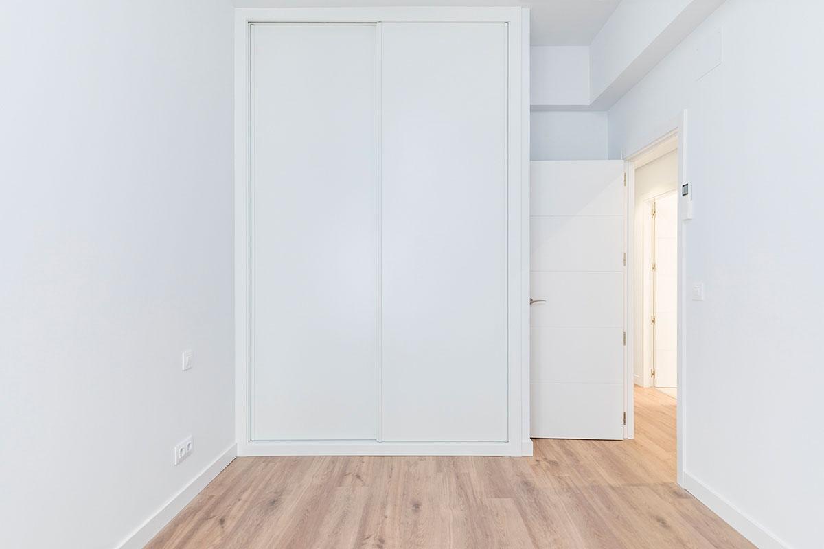 habitación piso Paseo de la Castellana