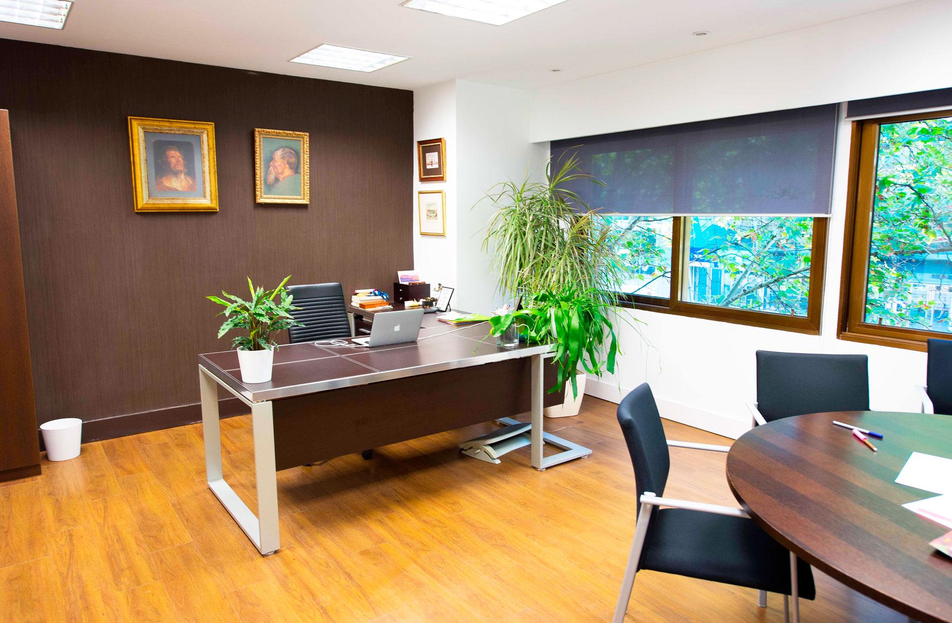 despacho oficina Calle Gran Vía