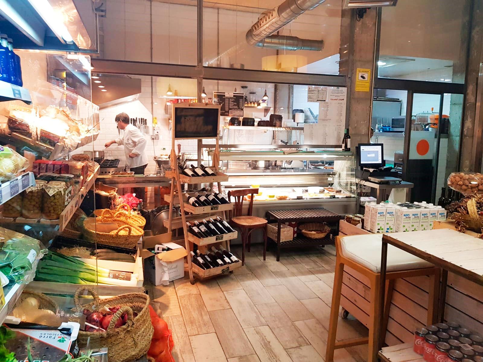Reforma de local comercial en Aravaca