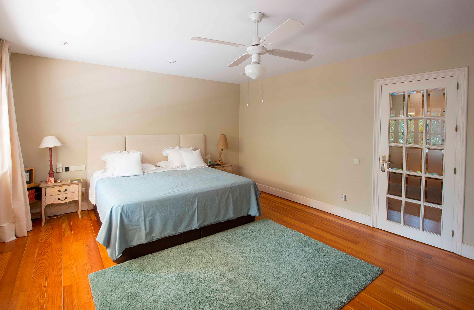 dormitorio en urbanización La Florida