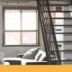 Local comercial reconvertido a vivienda en Madrid
