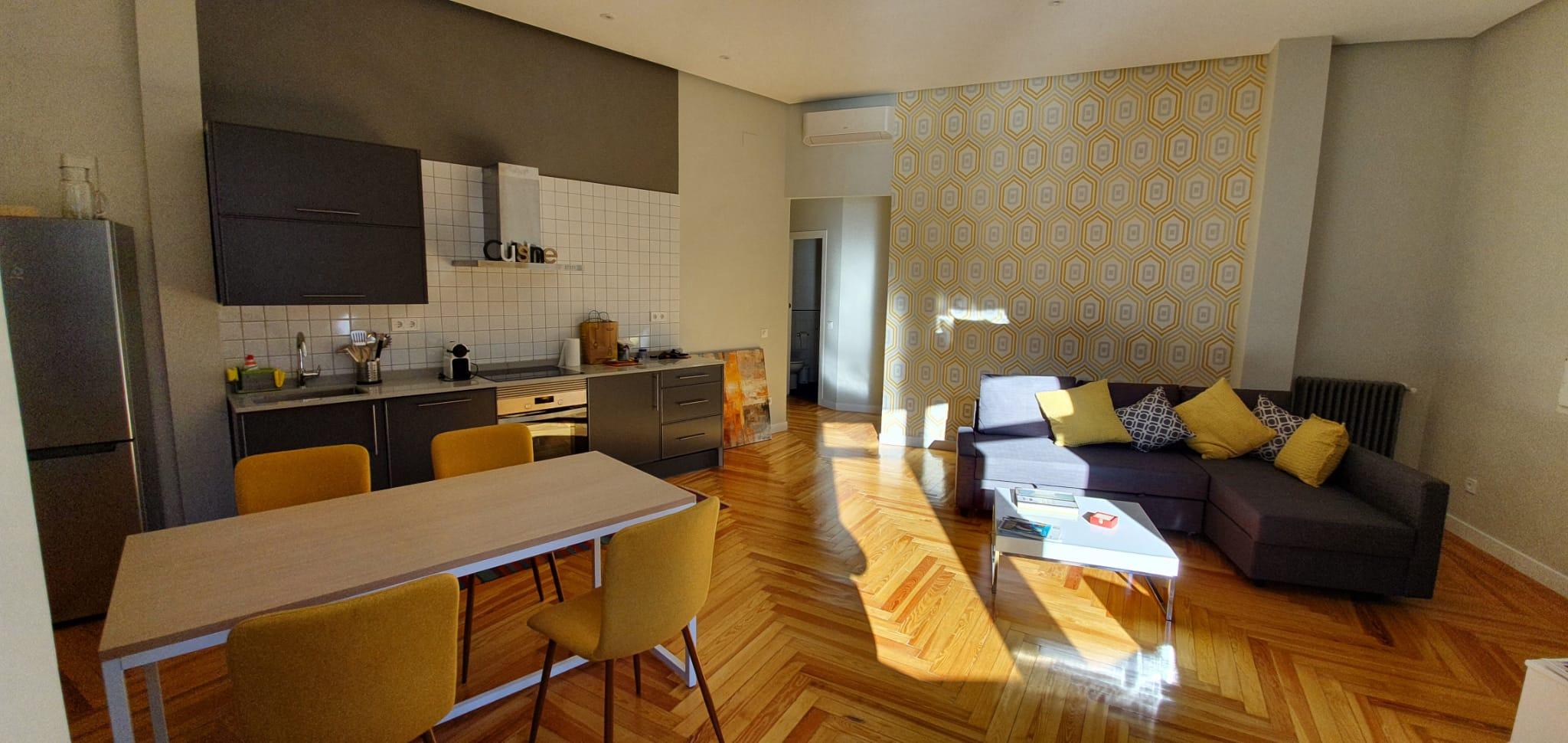 vista de apartamento en Gran Vía