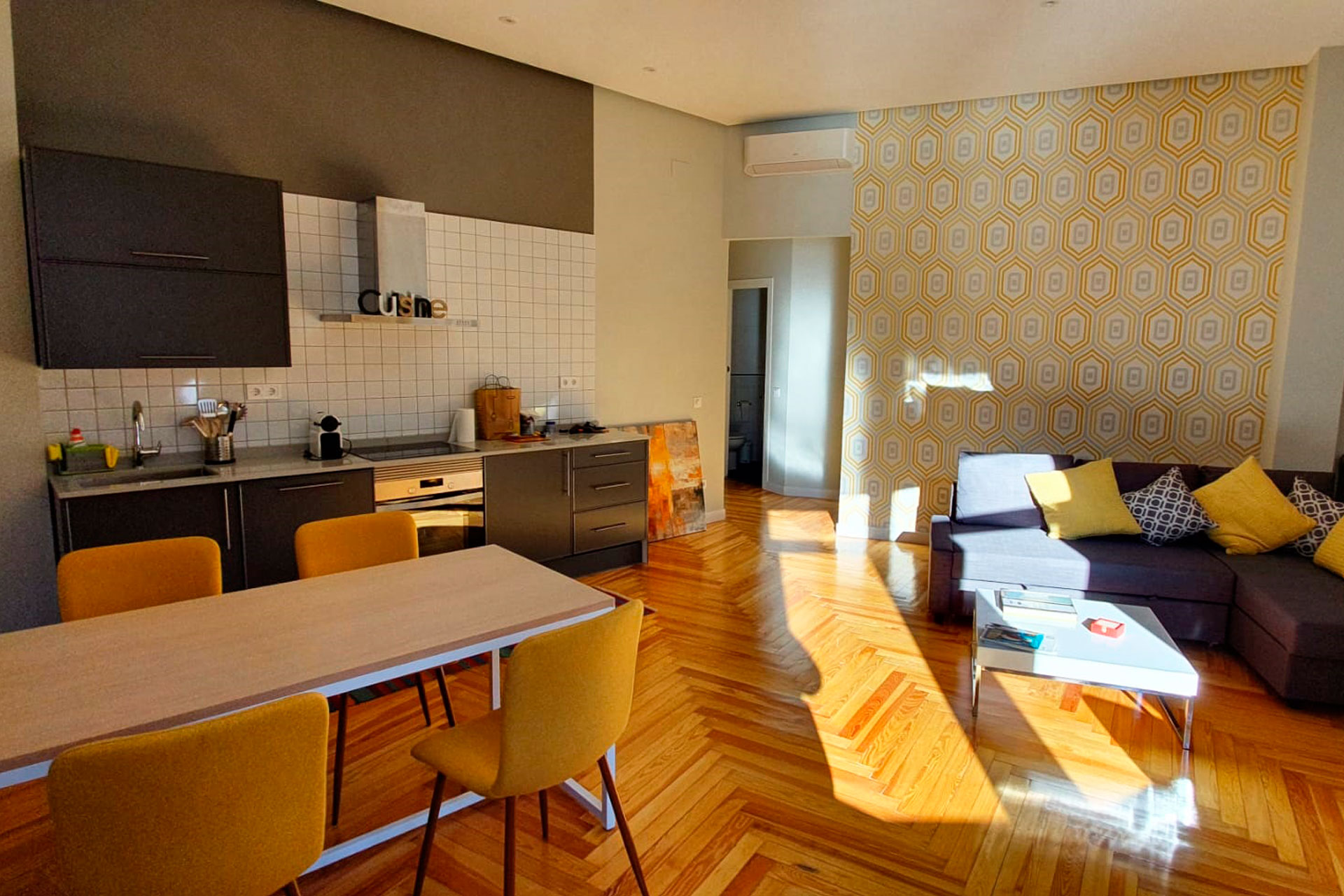 Reforma de apartamento en Gran Vía