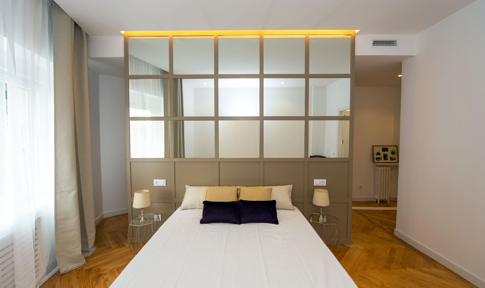 Dormitorio principal Calle Conde de Cartagena