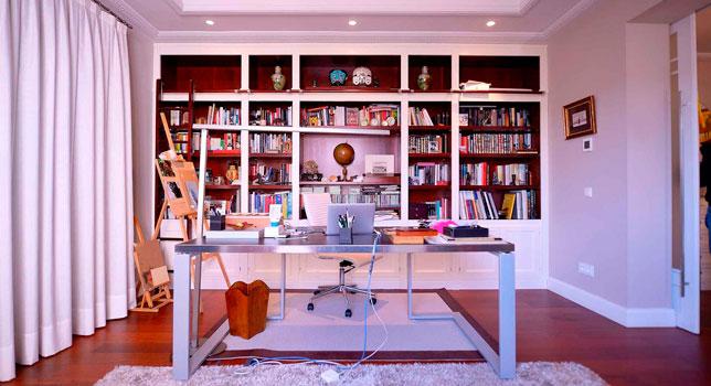 Despacho en casa