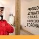 Protocolos de actuación en obras como consecuencia del Coronavirus