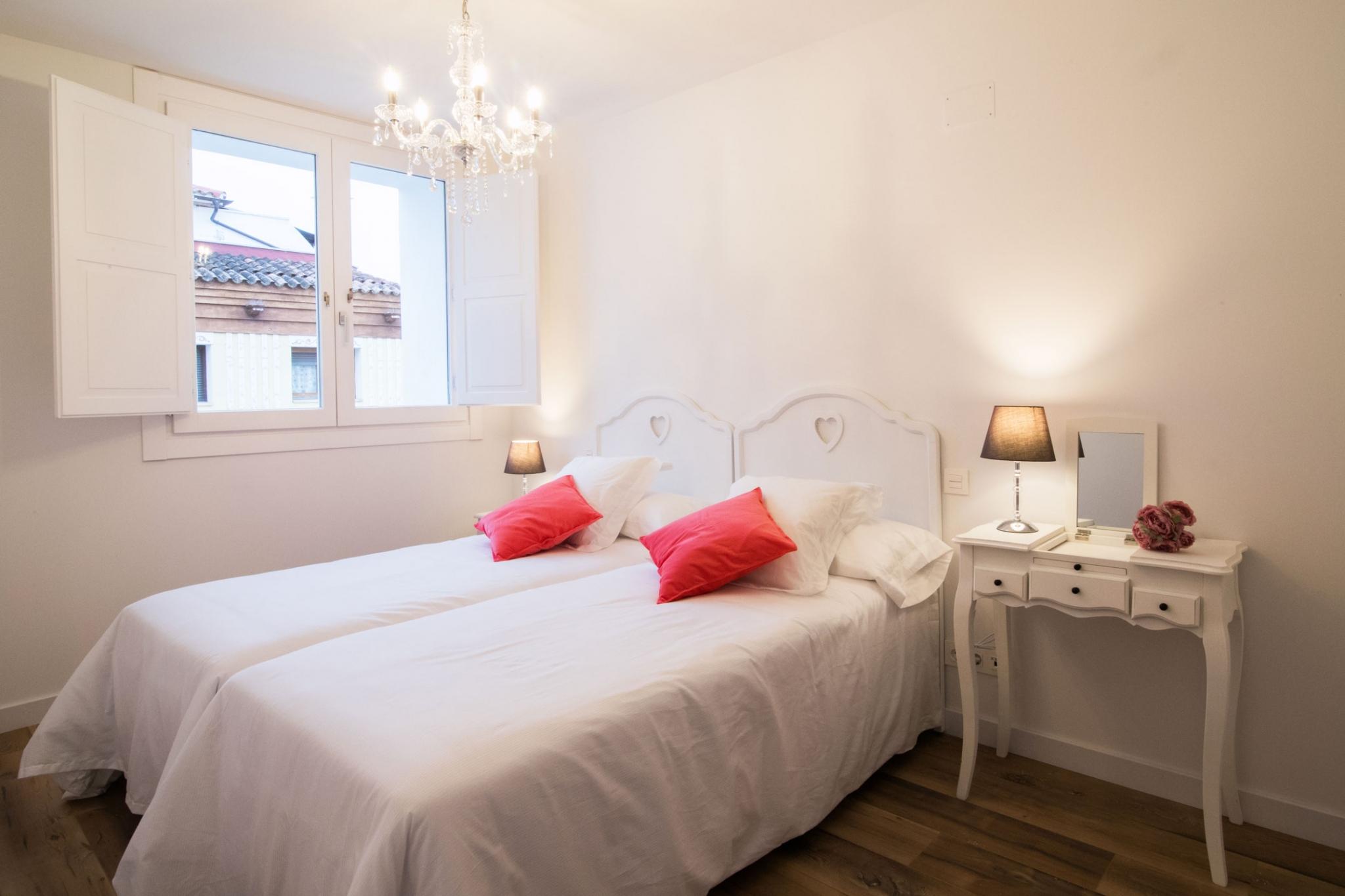 Dormitorio en Arturo Soria