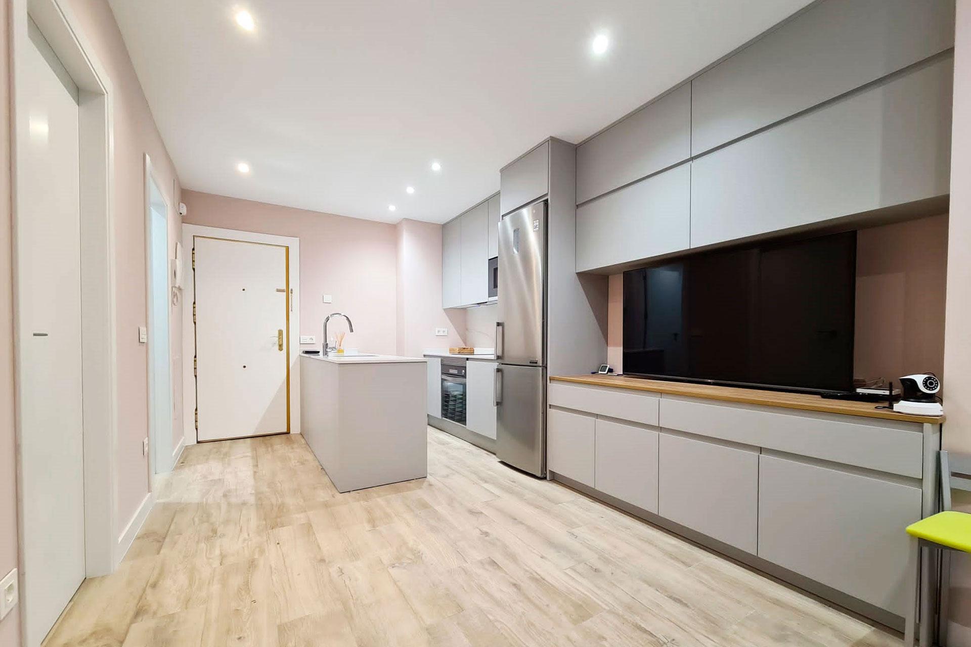 Apartamento calle Reina Cristina